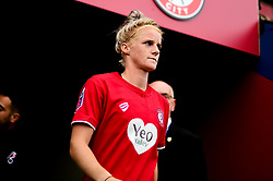 Jasmine Matthews of Bristol City - Mandatory by-line: Ryan Hiscott/JMP - 07/09/2019 - FOOTBALL - Ashton Gate - Bristol, England - Bristol City Women v Brighton and Hove Albion Women - FA Women's Super League