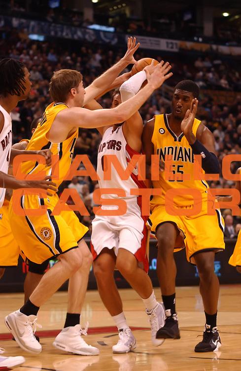 DESCRIZIONE : Toronto NBA 2009-2010 Toronto Raptors Indiana Pacers<br /> GIOCATORE : Marco Belinelli<br /> SQUADRA : Toronto Raptors<br /> EVENTO : Campionato NBA 2009-2010 <br /> GARA : Toronto Raptors Indiana Pacers<br /> DATA : 24/11/2009<br /> CATEGORIA :<br /> SPORT : Pallacanestro <br /> AUTORE : Agenzia Ciamillo-Castoria/V.Keslassy<br /> Galleria : NBA 2009-2010<br /> Fotonotizia : Toronto NBA 2009-2010 Toronto Raptors Indiana Pacers<br /> Predefinita :