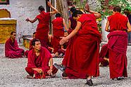 Tibet-Lhasa-Sera Monastery