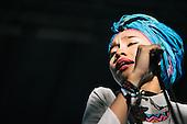 Yuna at Lollapalooza 2012
