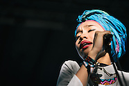 Yuna at Lollapalooza 2012