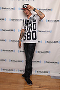 Portraits of musician and former 'X Factor' contestant Chris Rene at SiriusXM Studios, NYC. August 16, 2012. Copyright © 2012 Matthew Eisman. All Rights Reserved.