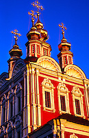 New Maiden's Convent, Moscow, Russia