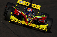 Scott Sharp, Indy Racing Phoenix preseason testing