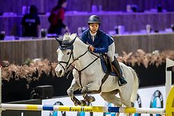 Dindane Rania, BEL, Moonfighter Machiavelli<br /> Jumping Mechelen 2019<br /> © Hippo Foto - Dirk Caremans<br />  27/12/2019