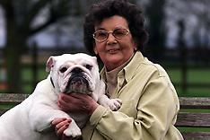 MAR 8 2000 Pat Dellar with Merriveen Silver Bells Champ