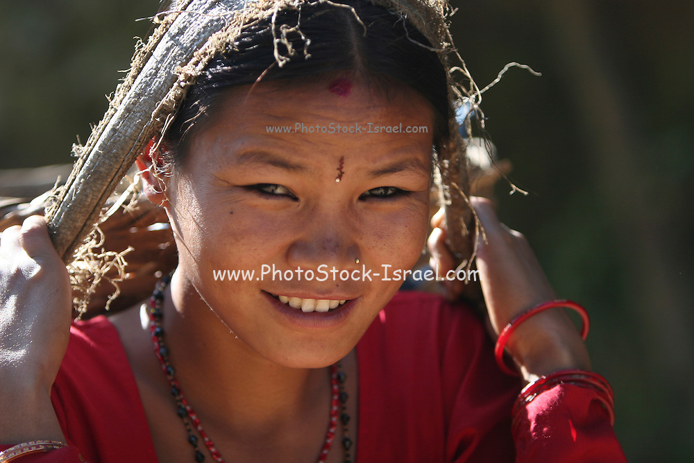 India, Local people on the street
