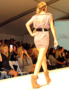 Heather Locklear taking photos of daughter Ava Sambora walking the runway..Los Angeles Fashion Week Spring/Summer 2011- WTB Collection..White Trash Beautiful Fashion Show by Richie Sambora and Nikki Lund.