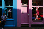 England, London: shopwindows