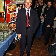 Uitreiking populariteitsprijs 2004, Dries Roelvink