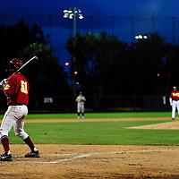 Baseball v Mustangs