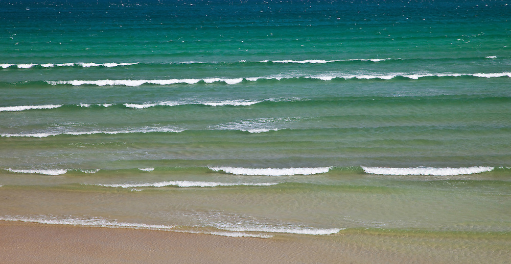 Tràigh Ghriais Beach. Northeast Lewis Island. Outer Hebrides. Scotland, UK