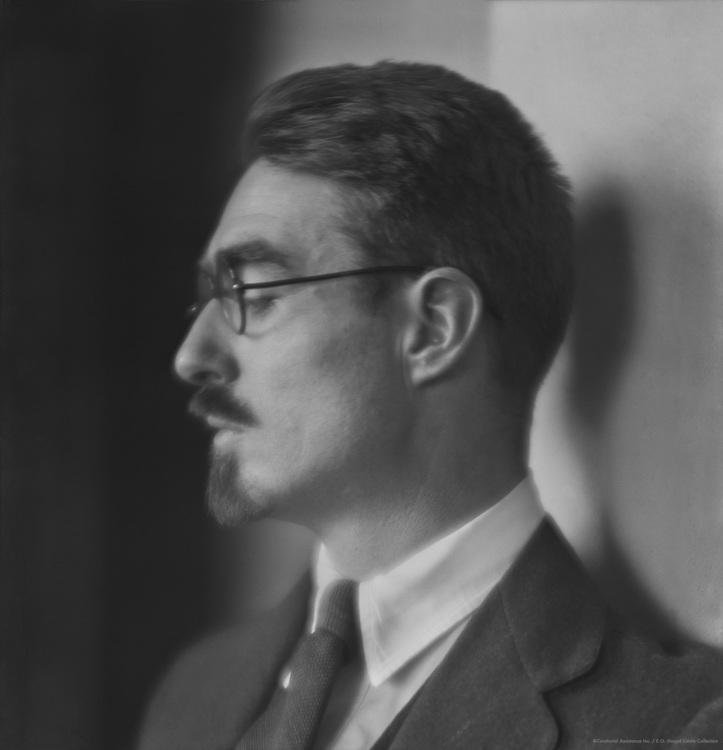Robert Edmond Jones, scenic designer, 1921