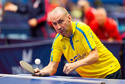 MOLANDER Peter during day 1 of 15th EPINT tournament - European Table Tennis Championships for the Disabled 2017, at Arena Tri Lilije, Lasko, Slovenia, on September 28, 2017. Photo by Ziga Zupan / Sportida