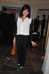 EMMA FREUD at The Great Initiative event in association with jewellers Boodles held at The Corinthia Hotel, London on 6th November 2012.