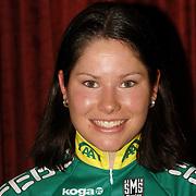 NLD/Alphen aan de Rijn/20060308 - Presentatie nieuwe wielerploeg Leontien van Moorsel, AA Drink Cycling team, Suzanne de Goede