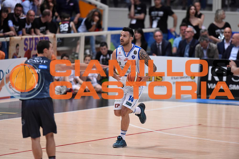 Sacchetti Bryan<br /> Quarti di Finale Gara 2<br /> Legabasket A 2016,2017<br /> Trento 14,05,2017<br /> Foto Ciamillo-Castoria,GiulioCiamillo