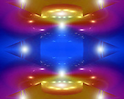 Light Portal To Sirius #24 ~ © Laurel Smith