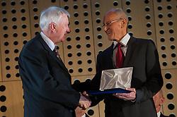 Tomi Partl at 52th Annual Awards of Stanko Bloudek for sports achievements in Slovenia in year 2016 on February 14, 2017 in Brdo Congress Center, Brdo, Ljubljana, Slovenia.  Photo by Martin Metelko / Sportida