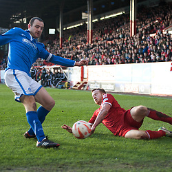 Aberdeen v St Johnstone | Scottish Premiership | 1 March 2014
