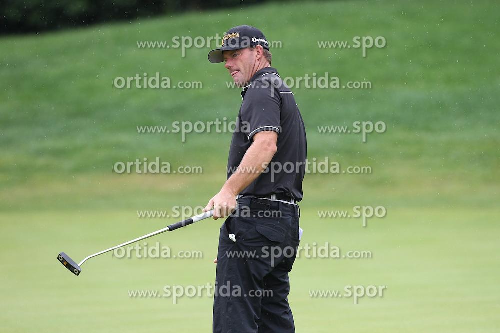 28.06.2014, Golf Club Gut Laerchenhof, Pulheim, GER, BNW International Golf Open, im Bild Alex Cejka (GER) auf dem Green // during the International BMW Golf Open at the Golf Club Gut Laerchenhof in Pulheim, Germany on 2014/06/28. EXPA Pictures &copy; 2014, PhotoCredit: EXPA/ Eibner-Pressefoto/ Kolbert<br /> <br /> *****ATTENTION - OUT of GER*****