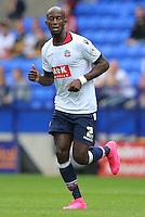 Bolton Wanderers' Prince-Desir Gouano