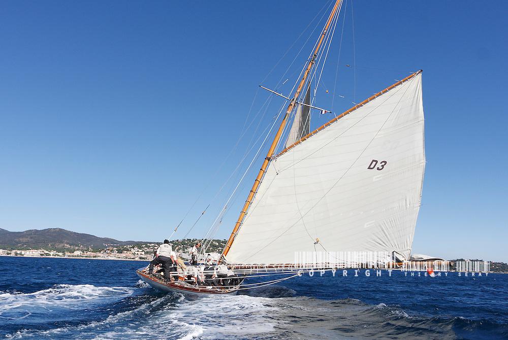 VOILES DE SAINT-TROPEZ 2008. COPYRIGHT : THIERRY SERAY 2008 Les Voiles de Saint Tropez: The Spirit Of Sailing