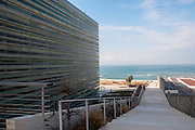 The Peres Center for Peace, on the Jaffa shoreline, Israel