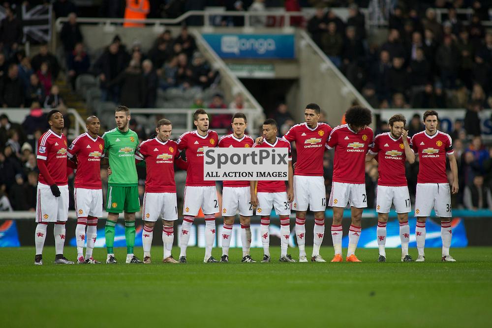 Newcastle v Manchester Utd 12 January 2016<br /><br />(c) Russell G Sneddon / SportPix.org.uk
