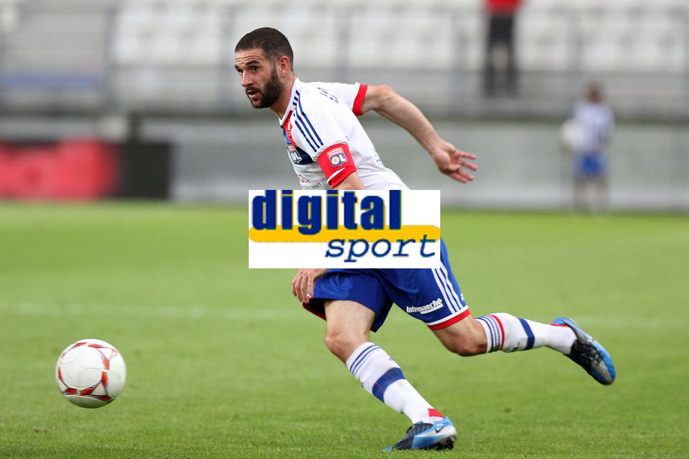 FOOTBALL - FRIENDLY GAMES 2012/2013 - OLYMPIQUE LYONNAIS v ATHLETIC BILBAO - 13/07/2011 - PHOTO EDDY LEMAISTRE / DPPI - LISANDRO LOPEZ