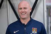 Northampton manager Rob Page during the EFL Sky Bet League 1 match between Northampton Town and Millwall at Sixfields Stadium, Northampton, England on 15 October 2016. Photo by Dennis Goodwin.