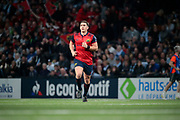 Ian Keatley (Munster Rugby) scored a penalty during the European Rugby Champions Cup, Pool 4, Rugby Union match between Racing 92 and Munster Rugby on January 14, 2018 at U Arena stadium in Nanterre, France - Photo Stephane Allaman / ProSportsImages / DPPI