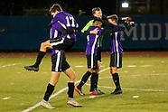 2018 Class AA boys' soccer state  semifinal (Monroe-Woodbury vs. Baldwinsville)