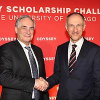 The University of Chicago Odyssey Scholarship Program 2.17.16