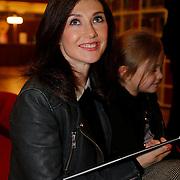 NLD/Amsterdam/20121113 - Presentatie DE Sinterklaasboekjes 2012, Carice van Houten leest voor