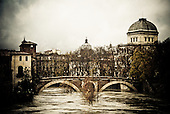 Tevere Flood - dec 12, 2008