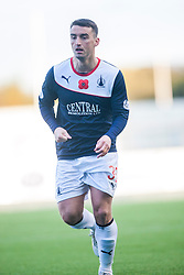 Falkirk's Mark Millar.<br /> Falkirk 4 v 1 Livingston, Scottish Championship game played today at the Falkirk Stadium.