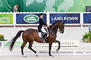 Belinda Trussell - Anton<br /> Alltech FEI World Equestrian Games™ 2014 - Normandy, France.<br /> © DigiShots
