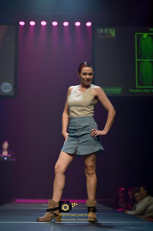 Oversew Fashion Awards at Carterton Event Centre, Carterton, New Zealand on Sunday 29 May 2016. <br /> Photo by Masanori Udagawa. <br /> www.photowellington.photoshelter.com.