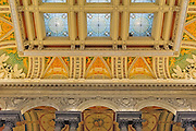 Library of Congress in Washington, DC
