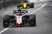 May 23-27, 2018: Monaco Grand Prix. Kevin Magnussen, Haas F1 Team, VF-18