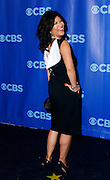 Julie Chen attends the CBS Prime Time 2011-12 Upfronts in the Tent at Lincoln Center  in New York City on May 18, 2011.