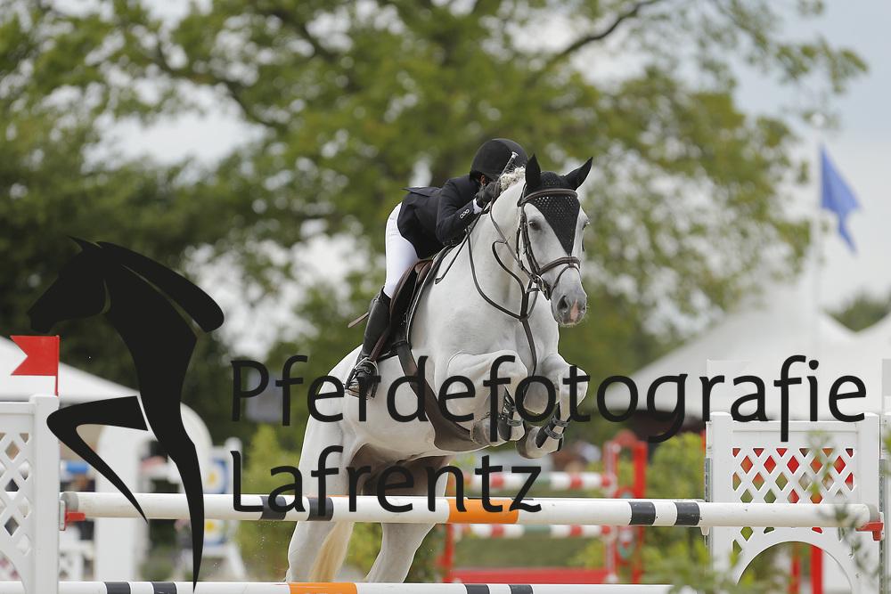 Karlsson, Mathilda, Lancetti<br /> Ehlersdorf - Ehlersdorfer Turniertage 2014<br /> Grosser Preis<br /> © www.sportfotos-lafrentz.de/ Stefan Lafrentz