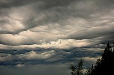 Undulatus Asperatus Clouds