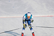 PYEONGCHANG-GUN, SOUTH KOREA - FEBRUARY 15: Hanna Falk of Sweden during the women's 10k free technique Cross Country competition at Alpensia Cross-Country Centre on February 15, 2018 in Pyeongchang-gun, South Korea. Photo by Nils Petter Nilsson/Ombrello               ***BETALBILD***