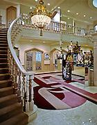 Grand Stairway Entrance Foyer, Chandelier, Residential, Interior, Design, lifestyle, .jpg