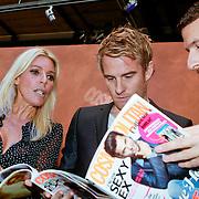 NLD/Amsterdam/20110907 - Presentatie Cosmopolitan Man 2011,
