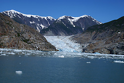 Tracy Arm Fjord Area