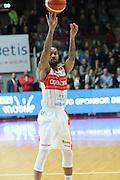 Basket pallacanestro campionato 2016 2017<br /> Pala2a <br /> Varese Openjobmetis vs Manital Torino : 003 ERIC MAYNOR