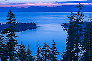 Sunrise at Emerald Bay South Lake Tahoe